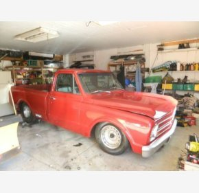 1967 Chevrolet C/K Truck for sale 100954887