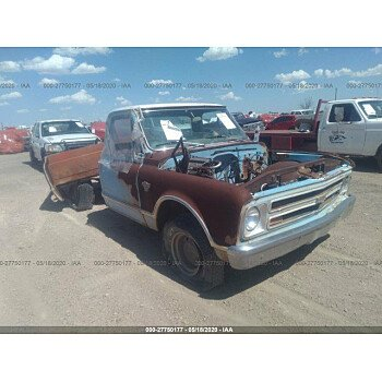 1967 Chevrolet C/K Truck for sale 101015283