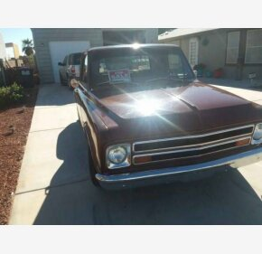 1967 Chevrolet C/K Truck for sale 101080577
