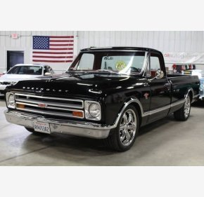 1967 Chevrolet C/K Truck for sale 101082928