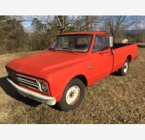 1967 Chevrolet C/K Truck for sale 101091314