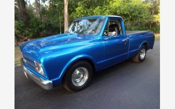 1967 Chevrolet C/K Truck for sale 101303597