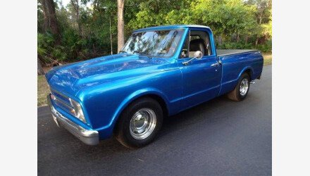 1967 Chevrolet C/K Truck for sale 101356198