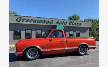 1967 Chevrolet C/K Truck for sale 101365187