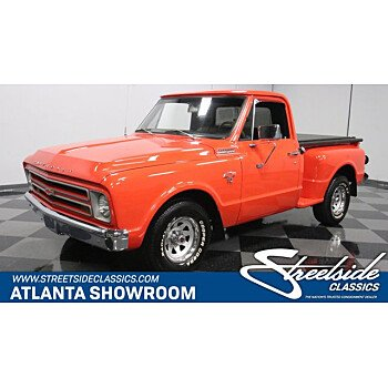 1967 Chevrolet C/K Truck for sale 101393361