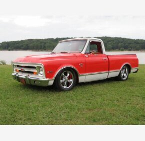 1967 Chevrolet C/K Truck for sale 101404139