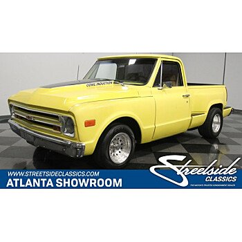 1967 Chevrolet C/K Truck for sale 101435036