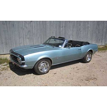 1967 Chevrolet Camaro for sale 100745878