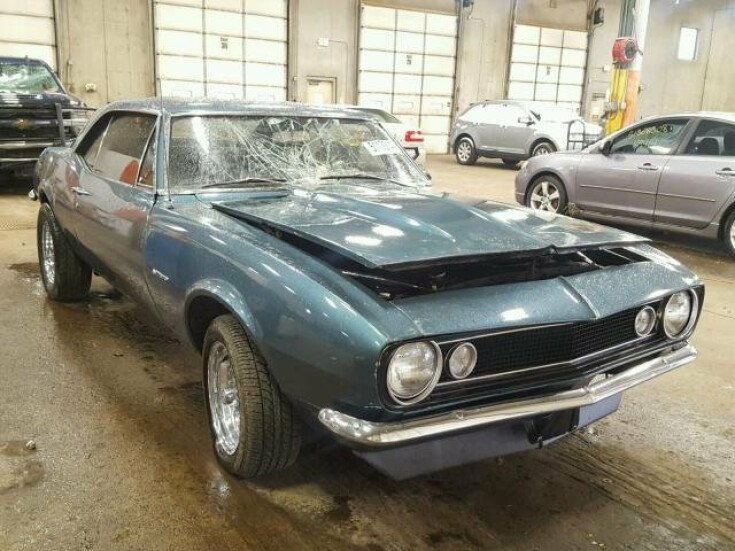1967 Chevrolet Camaro for sale near North Miami Beach, Florida 33162