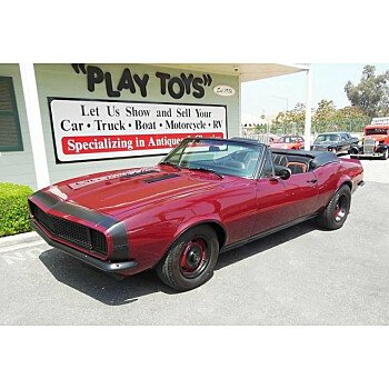 1967 Chevrolet Camaro for sale 101086702