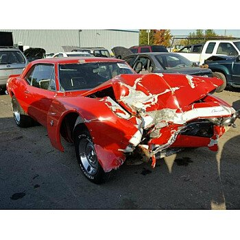 1967 Chevrolet Camaro for sale 101114760