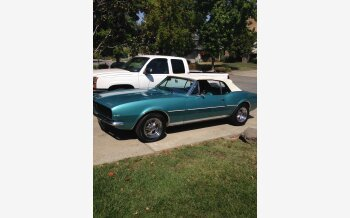 1967 Chevrolet Camaro RS Convertible for sale 101170551