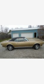 1967 Chevrolet Camaro Convertible for sale 101335478