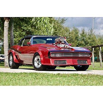 1967 Chevrolet Camaro Convertible for sale 101239680