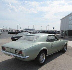 1967 Chevrolet Camaro for sale 100721290
