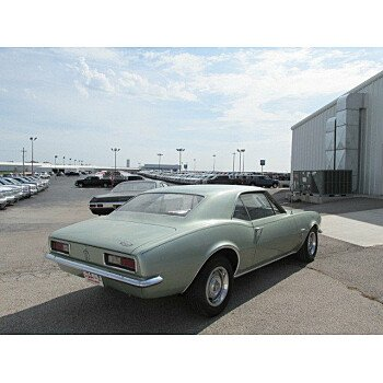1967 Chevrolet Camaro for sale 100721290