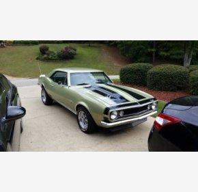 1967 Chevrolet Camaro for sale 100861774