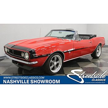 1967 Chevrolet Camaro for sale 101002288