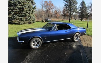 1967 Chevrolet Camaro for sale 101063858