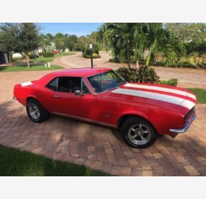 1967 Chevrolet Camaro for sale 101066571