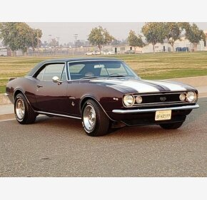 1967 Chevrolet Camaro for sale 101066668