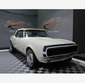 1967 Chevrolet Camaro for sale 101092533
