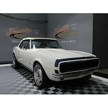 1967 Chevrolet Camaro for sale 101092533