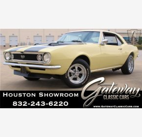 1967 Chevrolet Camaro for sale 101100293