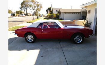 1967 Chevrolet Camaro LS Convertible for sale 101128670