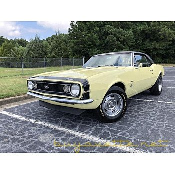 1967 Chevrolet Camaro Coupe for sale 101172337