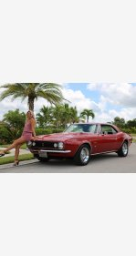 1967 Chevrolet Camaro for sale 101193410