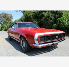 1967 Chevrolet Camaro for sale 101196901