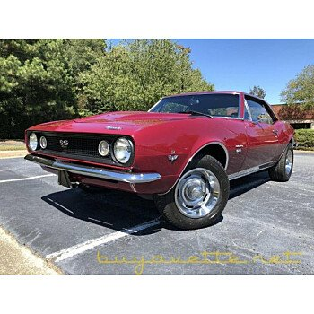 1967 Chevrolet Camaro for sale 101212917