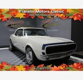 1967 Chevrolet Camaro for sale 101215122
