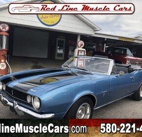 1967 Chevrolet Camaro for sale 101222794