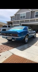 1967 Chevrolet Camaro for sale 101224240