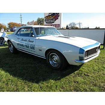1967 Chevrolet Camaro for sale 101229752