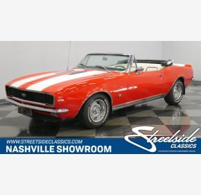 1967 Chevrolet Camaro for sale 101232304
