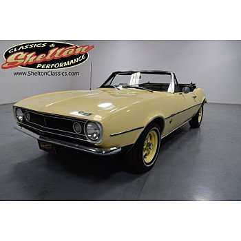 1967 Chevrolet Camaro for sale 101241951
