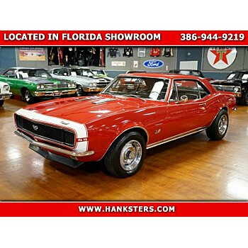 1967 Chevrolet Camaro for sale 101257493
