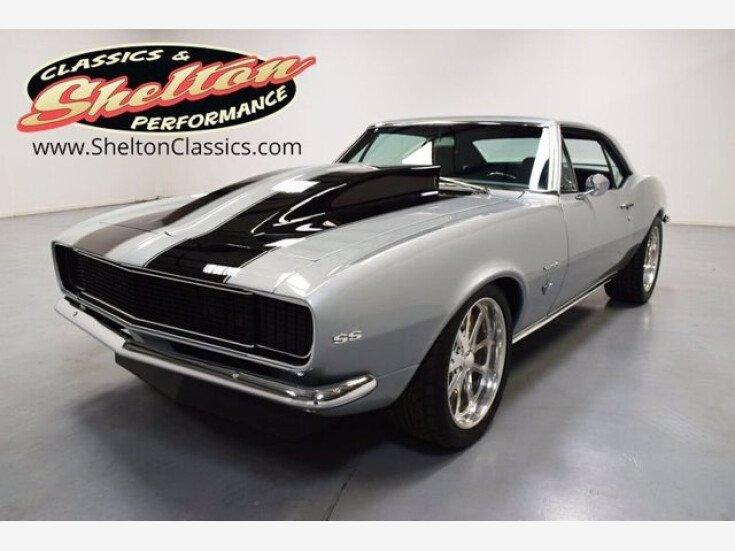 1967 Chevrolet Camaro for sale 101303417