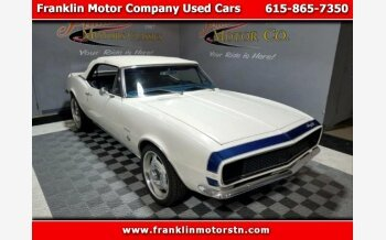 1967 Chevrolet Camaro for sale 101315242