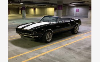 1967 Chevrolet Camaro SS Convertible for sale 101323718