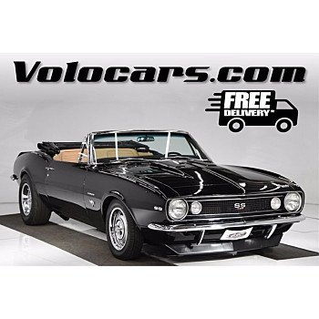 1967 Chevrolet Camaro for sale 101343610