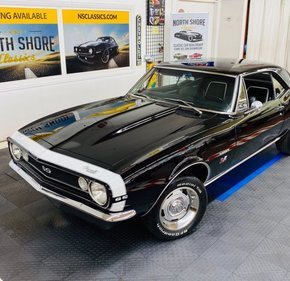 1967 Chevrolet Camaro for sale 101347400
