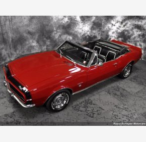 1967 Chevrolet Camaro RS Convertible for sale 101348481