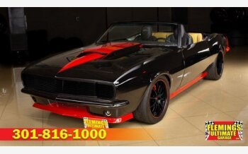 1967 Chevrolet Camaro for sale 101360430