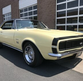 1967 Chevrolet Camaro for sale 101364301