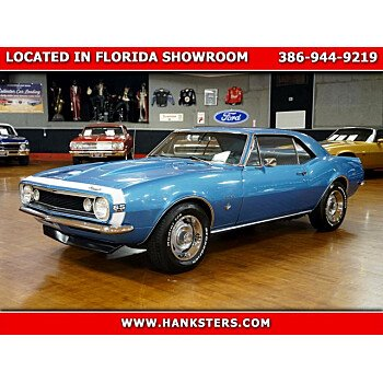 1967 Chevrolet Camaro for sale 101379381