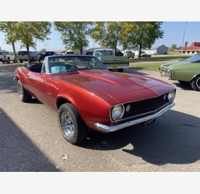 1967 Chevrolet Camaro for sale 101381986